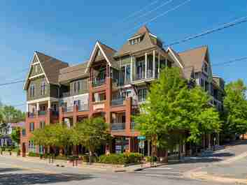 190 Broadway Street #302 in Asheville, North Carolina 28801 - MLS# 3500248