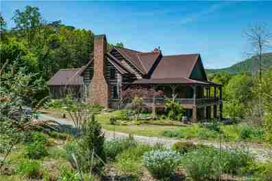 115 Apple Meadow Court in Lake Lure, NC 28746 - MLS# 3500994