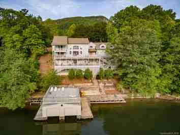 155 Dogwood Drive in Lake Lure, North Carolina 28746 - MLS# 3502706