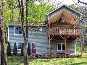 799 Coyote Hollow Road in Waynesville, North Carolina 28785 - MLS# 3506129