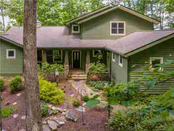 57 Glen Spey Drive in Pisgah Forest, NC 28768 - MLS# 3506625