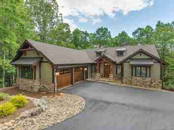 400 Raven Cliff Drive in Hendersonville, North Carolina 28739 - MLS# 3508810