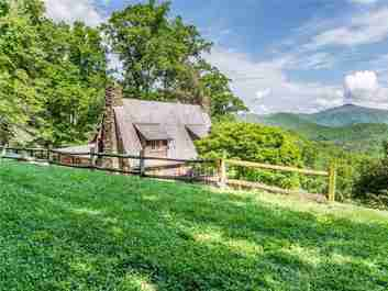 92 Flat Top Mountain Road in Fairview, NC 28730 - MLS# 3509620