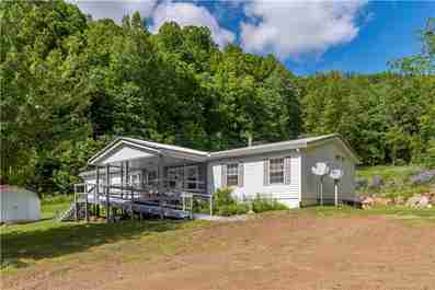 443 West Road in Hot Springs, North Carolina 28743 - MLS# 3509701