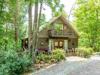 183 Sparrows Way in Lake Lure, North Carolina 28746 - MLS# 3510502