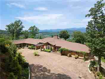 1 Secluded Vista Drive in Asheville, North Carolina 28803 - MLS# 3511930