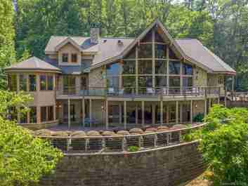 170 Clear Creek Trail in Lake Lure, North Carolina 28746 - MLS# 3512142