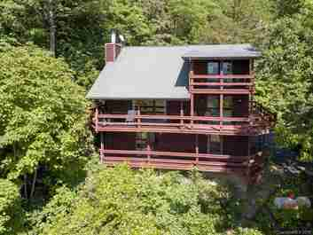 123 Dove Drive in Maggie Valley, NC 28751 - MLS# 3513940