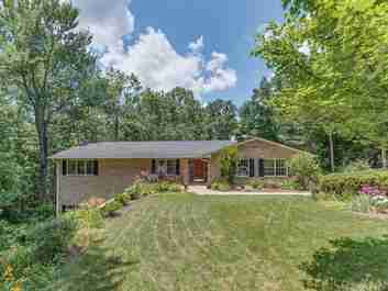 219 Claremont Drive in Flat Rock, North Carolina 28731 - MLS# 3516211