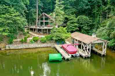 161 & 187 Falcons Avenue in Lake Lure, North Carolina 28746 - MLS# 3516654