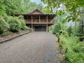 377 Sara Ridge Road in Waynesville, North Carolina 28786 - MLS# 3517215
