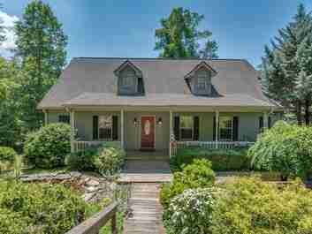 190 Mcintosh Circle in Lake Lure, North Carolina 28746 - MLS# 3517350