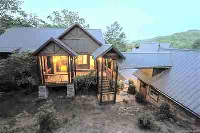 123 Wild Top Trail in Cullowhee, NC 28723 - MLS# 3524616