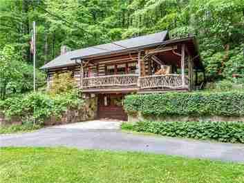 544 Huckleberry Mountain Road in Hendersonville, North Carolina 28792 - MLS# 3525578