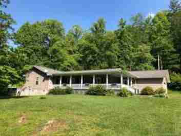 3208 Hwy 28 N in Almond, North Carolina 28702 - MLS# 3525999