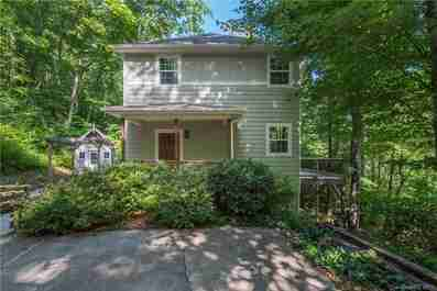 3 Angel Circle in Asheville, North Carolina 28803 - MLS# 3526424