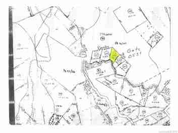 Lot 105 Florence Road in Black Mountain, North Carolina 28711 - MLS# 3528101