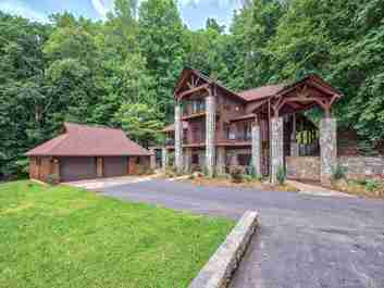 250 High Ridge Road in Waynesville, NC 28786 - MLS# 3529458