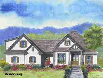 74 Pisgah Ridge Trail in Mills River, NC 28759 - MLS# 3529907