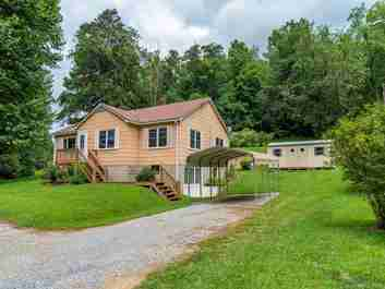 6443 Cruso Road in Canton, NC 28716 - MLS# 3532218