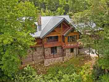 6239 Silversteen Road in Lake Toxaway, North Carolina 28747 - MLS# 3535386