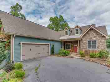 147 Flameleaf Lane in Laurel Park, NC 28739 - MLS# 3537258