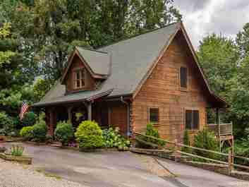 52 Turtle Drive in Maggie Valley, NC 28751 - MLS# 3538047