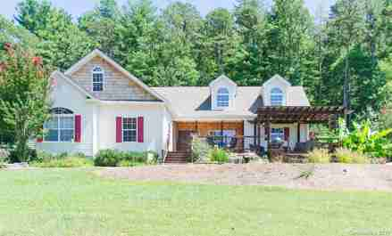 195 Walking Horse Way in Hendersonville, North Carolina 28792 - MLS# 3544855