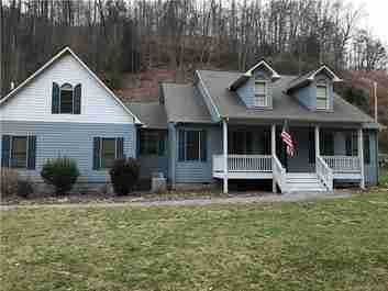 1499 Little East Fork Road in Canton, North Carolina 28716 - MLS# 3545486