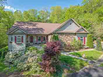 18 Ravenswood Road in Flat Rock, North Carolina 28731 - MLS# 3545573