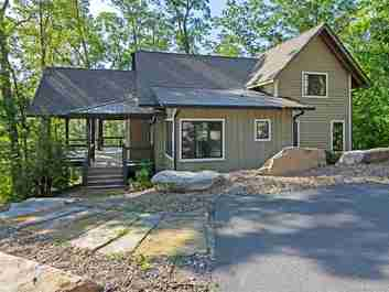4138 Lake Forest Drive in Tuckasegee, NC 28783 - MLS# 3546453