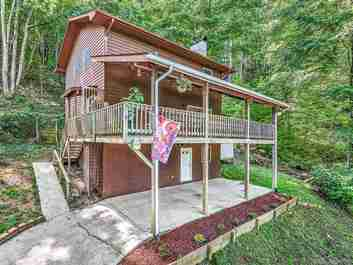 665 Apple Tree Court in Waynesville, NC 28786 - MLS# 3548710