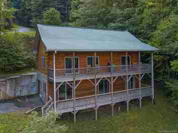 938 Trickle Creek Road in Waynesville, NC 28785 - MLS# 3549862