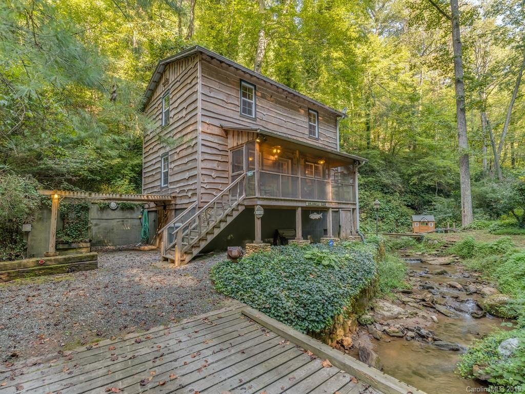 Image 1 for 864 Pearson Falls Road in Saluda, NC 28773 - MLS# 3550087