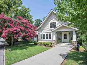 132 Annandale Avenue in Asheville, NC 28801 - MLS# 3552017