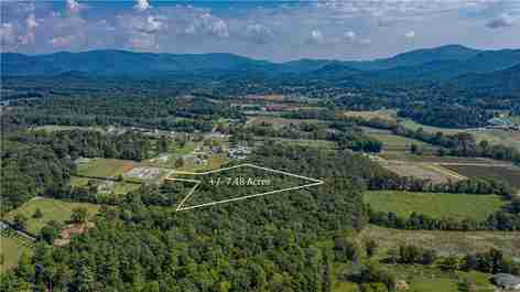 1404 Cane Creek Road #Tract A in Fletcher, North Carolina 28732 - MLS# 3554556
