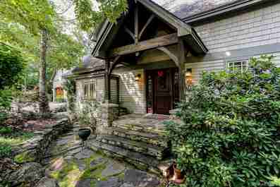 142 Eagles Crest Way in Lake Lure, NC 28746 - MLS# 3555891