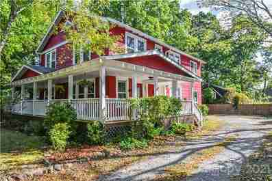 402 Montreat Road in Black Mountain, NC 28711 - MLS# 3556025