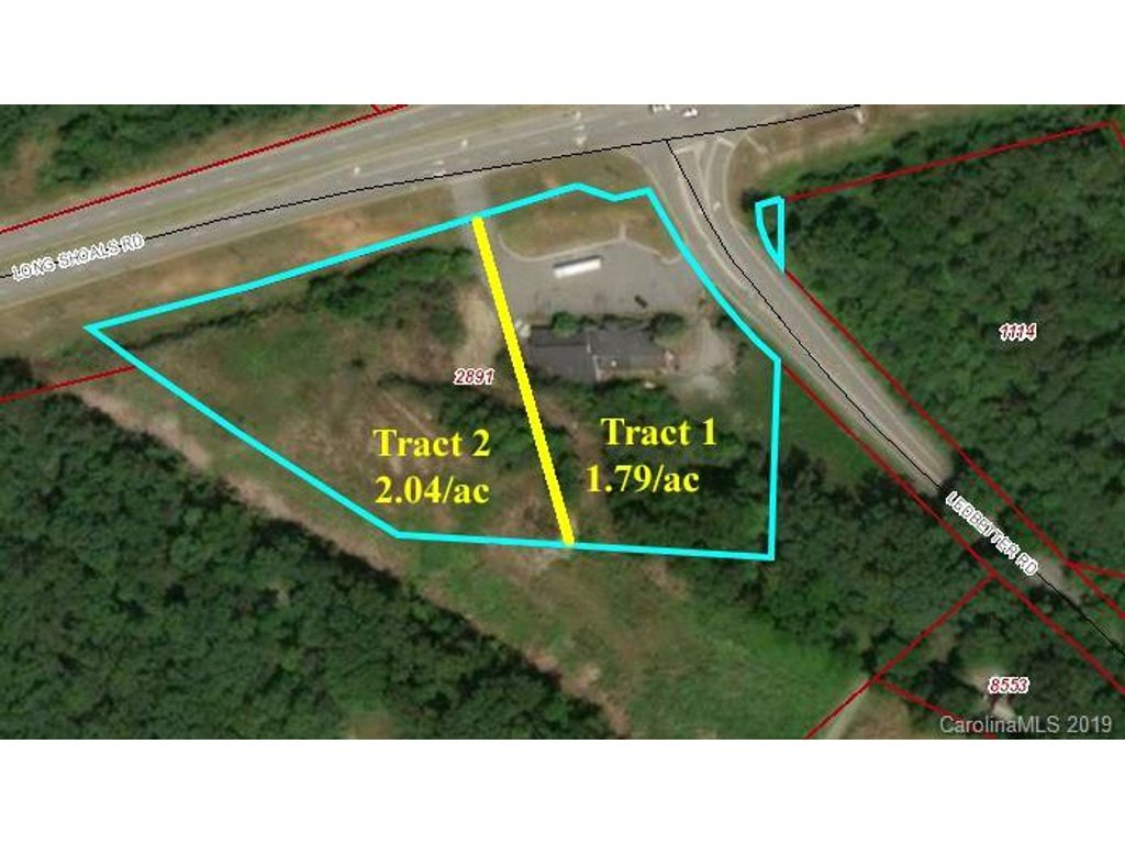 Image 1 for 415 Long Shoals Road #TRACT 1 in Arden, NC 28704 - MLS# 3556734