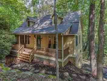 250 Tanglewood Lane in Saluda, NC 28773 - MLS# 3558487