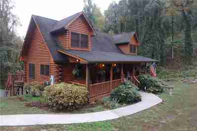2707 Old Fort Road in Black Mountain, NC 28611 - MLS# 3563975