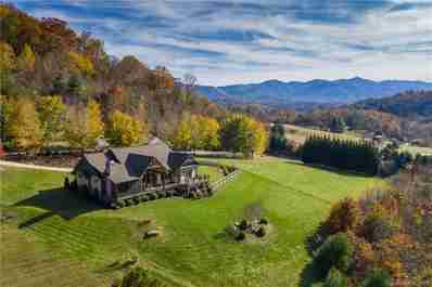 36 Kinross Lane in Waynesville, NC 28785 - MLS# 3566206