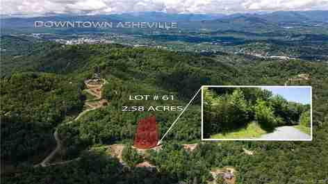 64 Longspur Lane #61 in Asheville, North Carolina 28804 - MLS# 3566715