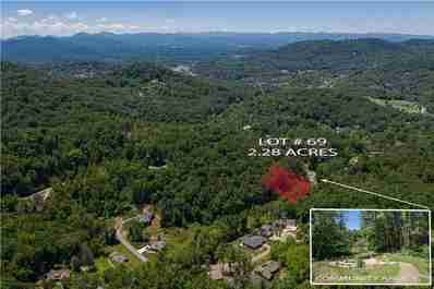 78 Woodland Aster Way #69 in Asheville, North Carolina 28804 - MLS# 3566774
