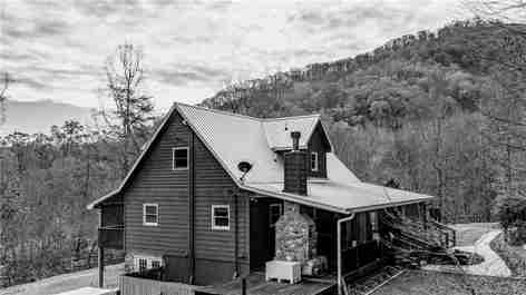 1972 Shook Cove Road in Tuckasegee, NC 28783 - MLS# 3570886
