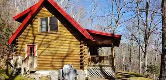 31 Hoot Owl Drive in Maggie Valley, NC 28751 - MLS# 3575319