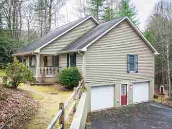 732 Knob Road in Pisgah Forest, NC 28768 - MLS# 3576470