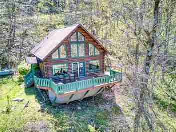 529 Conley Drive in Maggie Valley, NC 28751 - MLS# 3576712
