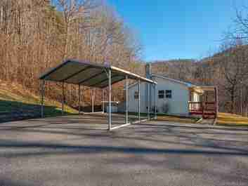 129 Hookers Gap Road in Leicester, NC 28748 - MLS# 3578794