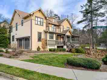 526 Pinchot Drive in Asheville, NC 28803 - MLS# 3584252